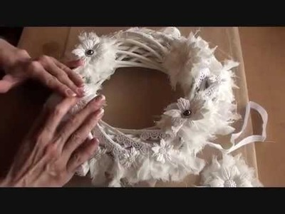 Wild Bunch - Christmas Wreath Tutorial - Tricia