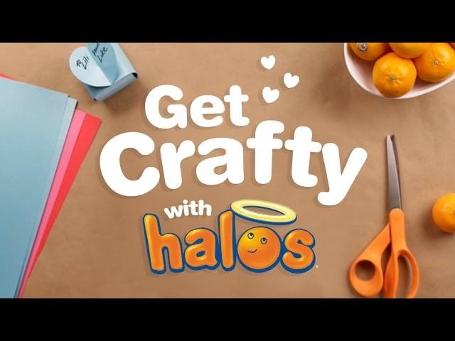 Wonderful Halos Valentine's Day Crafts: Halos Heart Box