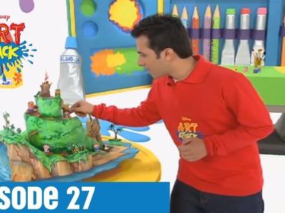 Art Attack | Season 2 Episode 27| Disney India Official