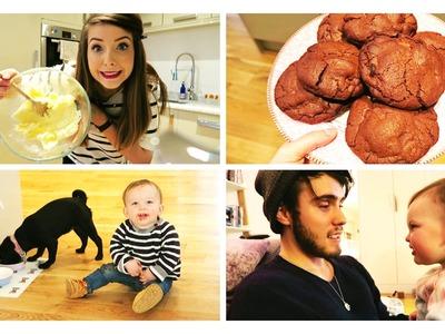 Baking Cookies & Cute Kids Go Crazy