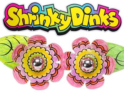 Brand New DIY Craft Toy Shrinky Dinks Create 3D Flower Jewelry with Amy Jo