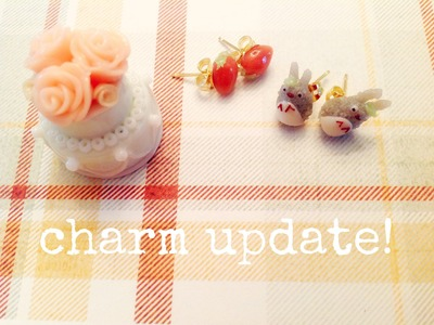 Charm Update (and trade confirmation for Gumdrop Charms!)