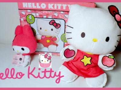 CREATE A  HELLO KITTY| Sew, Stuff, Dress and Decorate! Hello Kitty| B2cutecupcakes