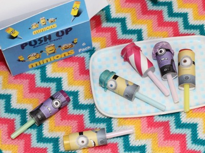 DIY American Girl Doll Push-Up Pops