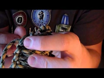 How to make a Paracord Survival Grenade