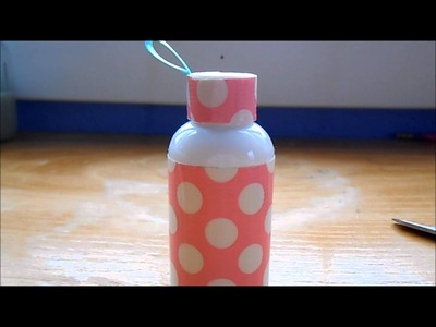 How To Make An AG Doll Water Bottle 2 (Best Version)