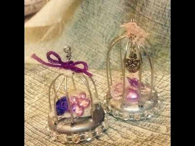 How to make an min birdcage
