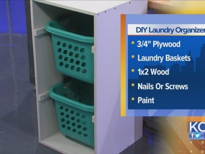 KCL - DIY Laundry Organizer