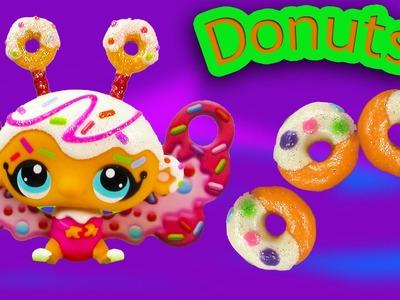 LPS Playdoh Jelly Donut Glitter Fairy Candyswirl Dreams Food Littlest Pet Shop Candy Bat