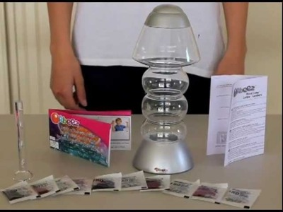 Orbeez Mood Lamp Instructional Video   Official Orbeez