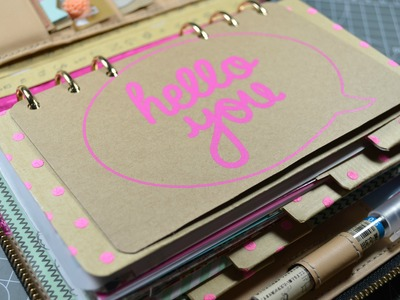 {[Plannerlove]} Moving into my Kate Spade