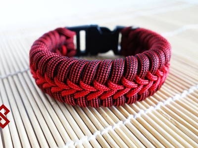 Stormdrane's Center Stitched Fishtail Paracord Bracelet Tutorial