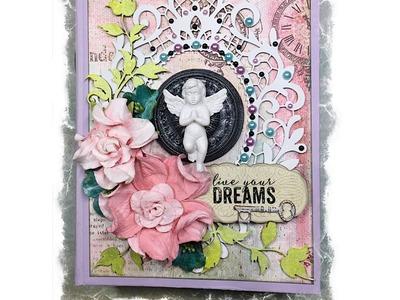 Swirlydoos Kit Club: Live Your Dreams Mini Album, Part 1