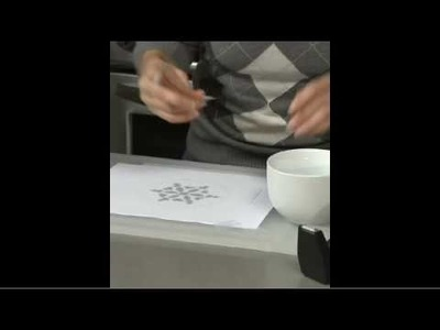 The Art of Coffee: Make Your Own Stencils