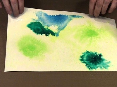 Using Liquitex Acrylic Inks! by Joggles.com