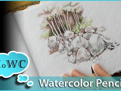 Watercolor Pencil Tips for Journaling and Sketching