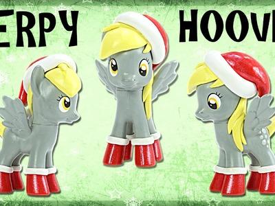 Xmas Special! CUSTOM My Little Pony DERPY HOOVES Tutorial MLP Toy Figure   SweetTreatsPonies