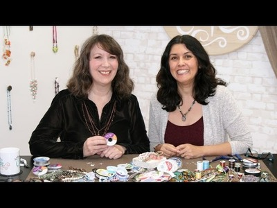 Artbeads Cafe - Amazing Stringing Materials with Cynthia Kimura and Cheri Carlson