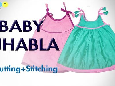 Baby Jhabla (Frock)- Cutting and Stitching