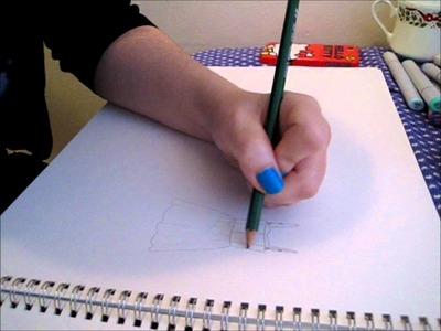 Crash Course in Fashion Design #13: Hand-drawn Flats