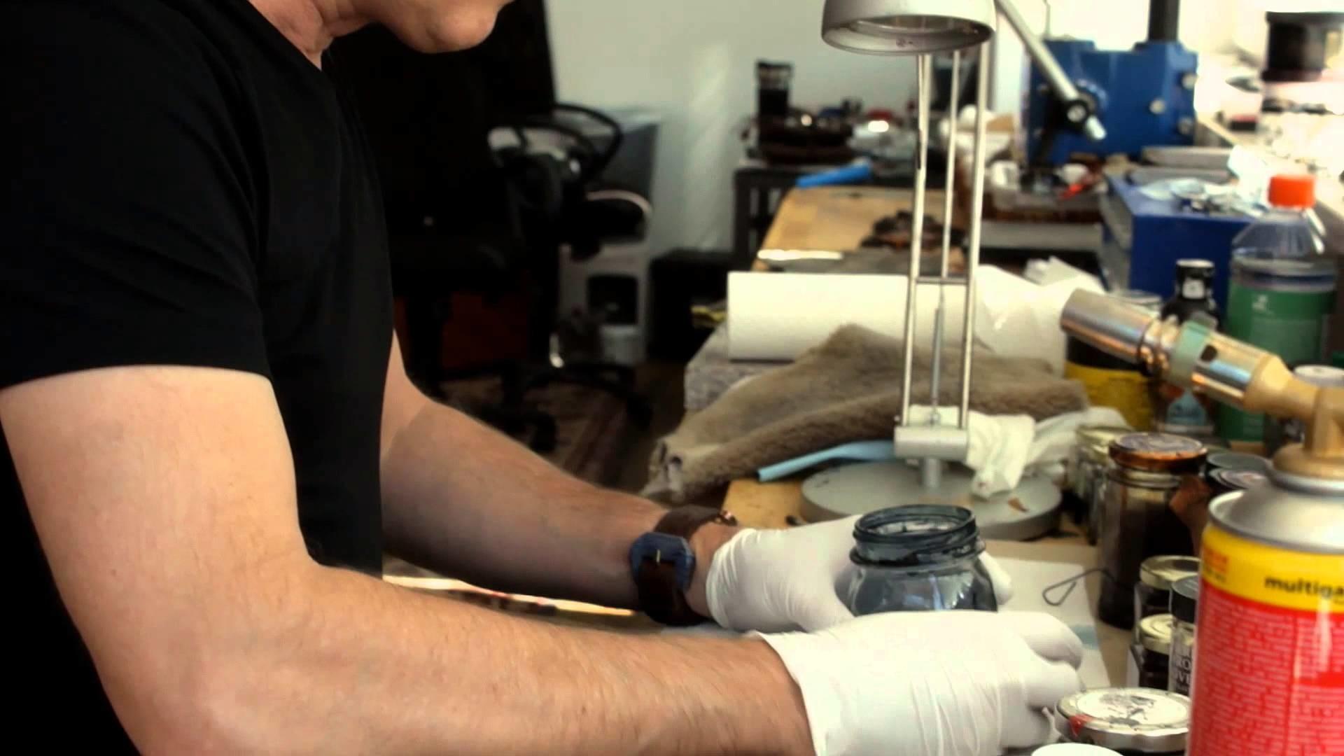 Dangerous9straps - Making of a Fine Handmade Watch Strap