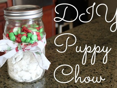 DIY: Christmas Puppy Chow *not puppy food*