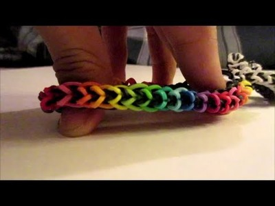 Finger Loom - Spike Bracelet