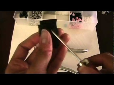 How to Attach Plastic Snaps Using KAMsnaps Pliers (Abbreviated Version)