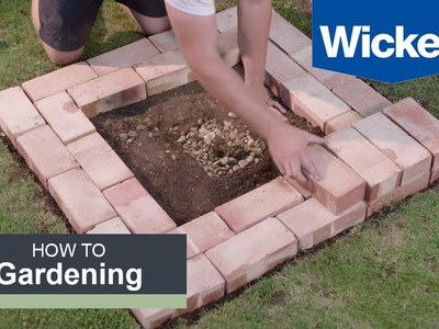 How to Build a Fire Pit with Wickes
