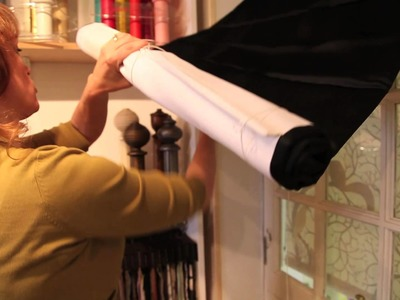 How to Cord a Roman Blind