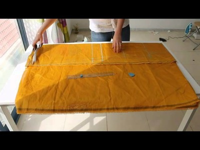 How to cut simple kurti.Kameez