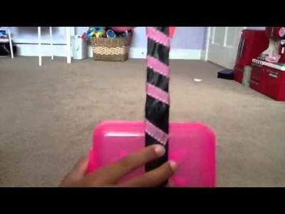 How To Make an AG Doll Suitcase