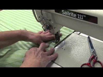 How to Make an Envelope Pillow Sham