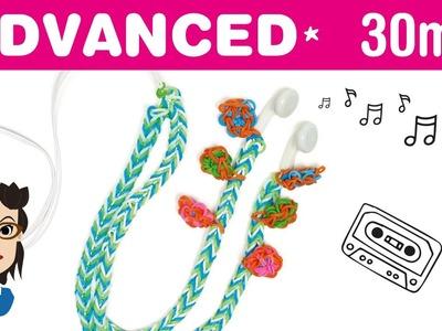 How to make Loom Band headphones