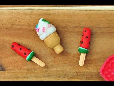 Ice Cream Fun Dough Play Set