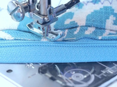 Learn How To Sew a Lapped Zipper (UK)