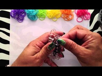 Loose Knit Bracelet on the MonsterTail