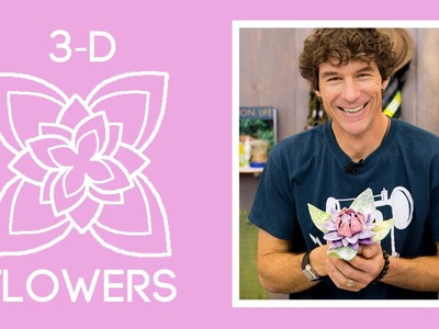 Make Fantastic 3-D Flowers and Leaves Out of Fabric!