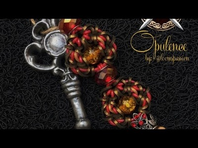OPULENCE Hook Only bracelet tutorial