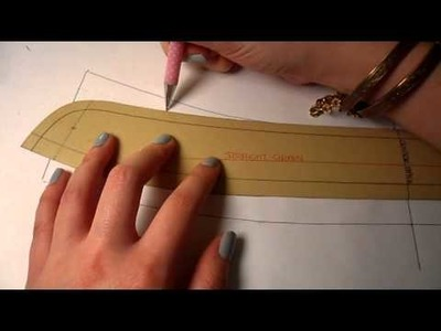 Pattern Cutting Tutorial: Check and Amend Shirt Collars
