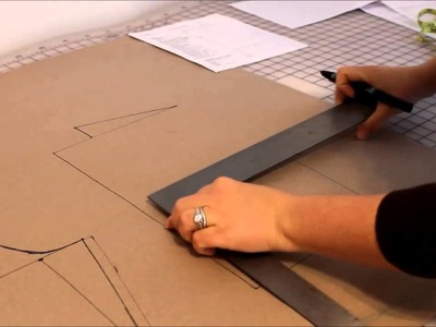 Pattern Drafting: The Basic Back