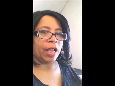 Phoebe Bag Tutorial VIDEO #1 Welcome