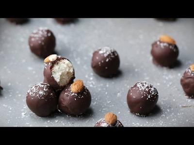 Proper Tasty 51: Chocolate Coconut Almond Balls