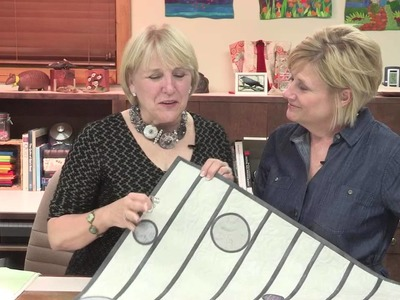 The Quilt Show: BERNINA - Stitching with a Double Needle