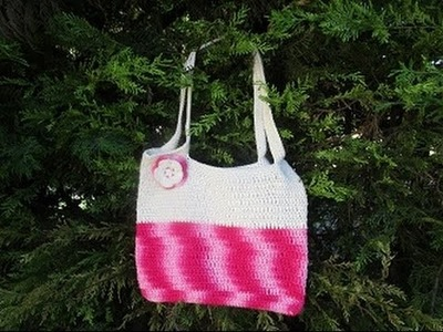 Uncinetto Borsa Crochet Tutorial facile