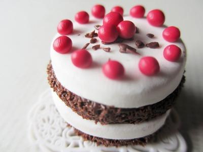Black Forest Gateau Cake (collab with MyVirginKitchen)