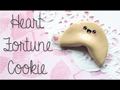 ❤ Heart Fortune Cookie ❤
