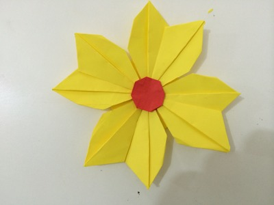 Origami Daisy Flower