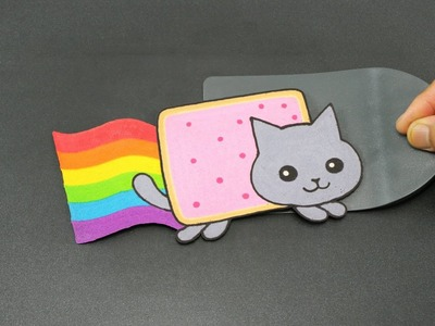 PANCAKE - Nyan Cat by Tiger Tomato