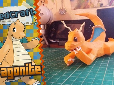 Pokemon Papercraft ~Dragonite  ~